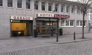 Hotel Eleazar Hamburg