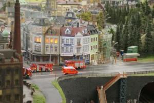 Ildebrand i Miniatur Wunderland
