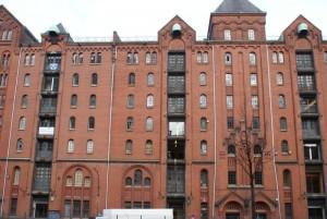 Hamburgs gamle pakhuse