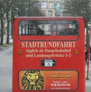 Stadtrundfahrt in Hamburg